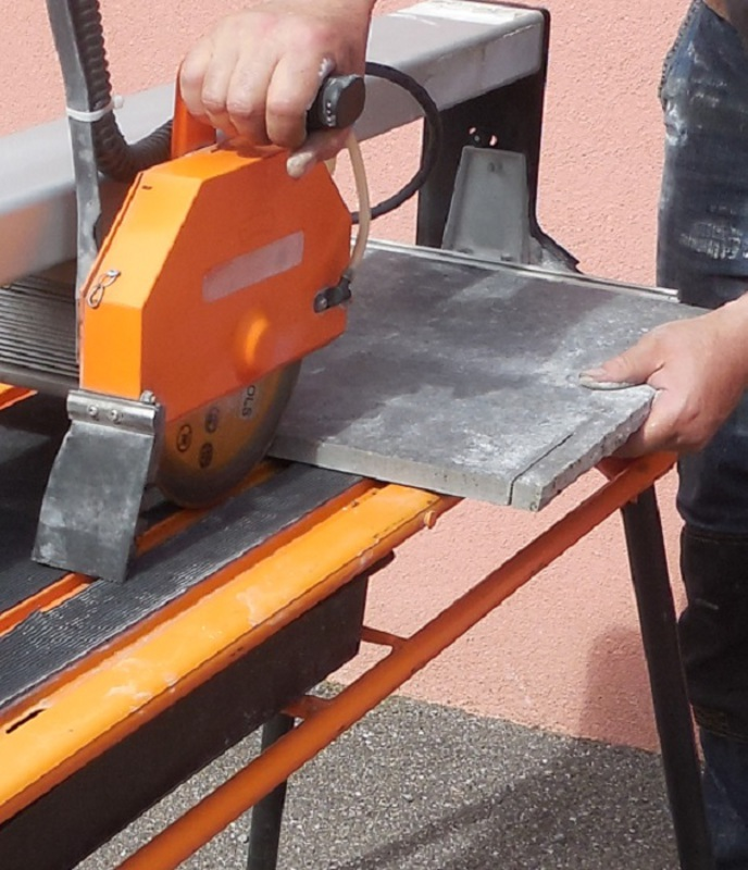 Coupe Carrelage Et Dalle 2cm Diamant Table L 1000mm Location Service